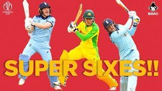 Bira91 Super Sixes!   Australia vs England   ICC Cricket World Cup 2019
