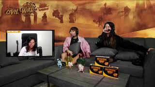 Lupon Civil War Season 5 Presented by Predator Gaming