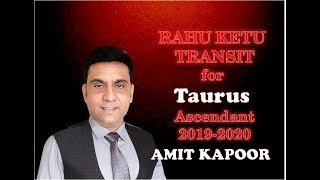 Taurus Ascendant Yearly 2019 Prediction By Amit kapoor +