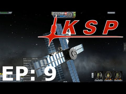 Kottabos Space Program EP9 - Expanding The Space Station