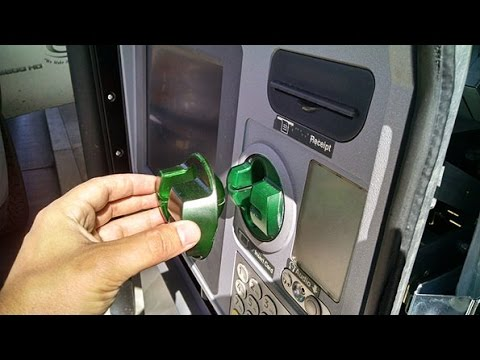 ATM fraud: check the ATM before inserting your card