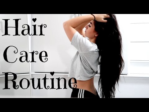 HAIR CARE ROUTINE | How I Keep It Long & Healthy
