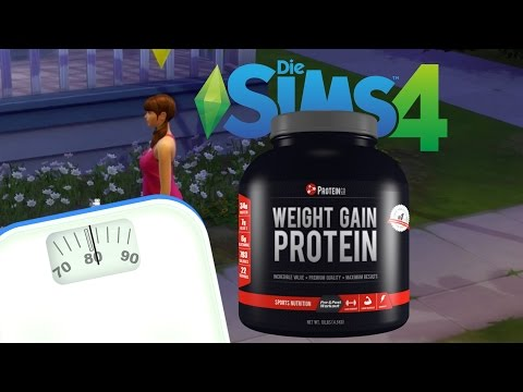Sims 4 - Incredible Weight Gain