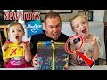 WE GOT THE KEY!!! Opening the HUGE MYSTERY BOX! Hasbro's Newest Toys LOCK STARS Collectible Toys!