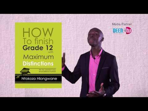 Ntokozo Hlongwane: How to pass with distinctions
