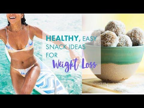 Quick + Easy Vegan Snacks | Smoothie Bowl Energy Bites