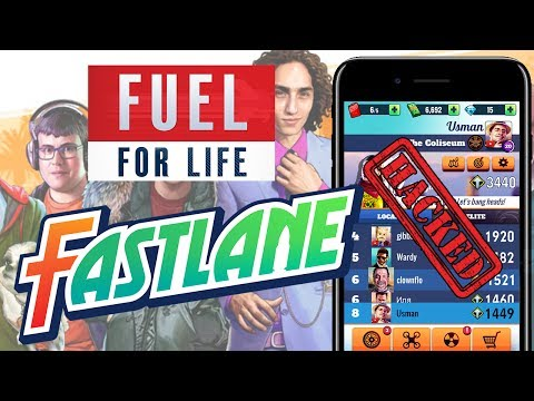Fastlane Road to Revenge Hack iOS/Android (FULL FUEL)