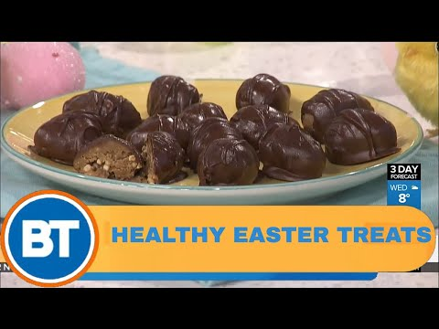 Healthy and delicious Easter treats