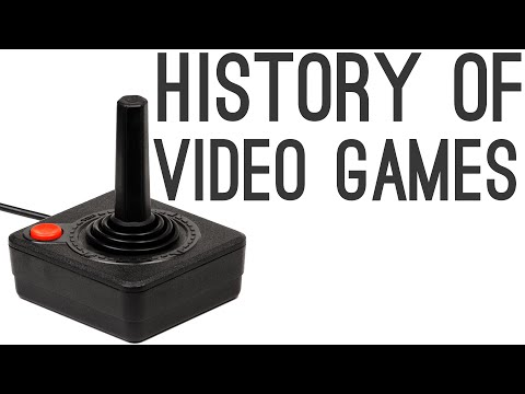 Early Video Game History (1948 – 1972)