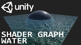 Refractive glass shader in Unity 3D using shader graph