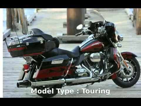 2011 Harley-Davidson Electra Glide Classic -  Details Info