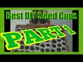THE BEST DIY BIODEGRADABLE SEED CUPS PART 1