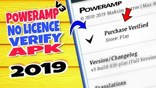 Poweramp Full Version Unlocker Download 10000% Working Trick 2019