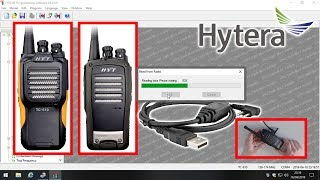 Hytera HYT TC-610 & Hytera TC-620 Programming Software - Installation & Programming Guide
