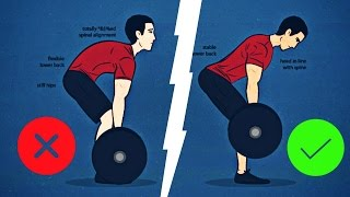 ✔ أخطاء شائعة في رياضة بناء الأجسام مع تصحيحها | common workout mistakes and how to do them right