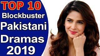 Top 10 Blockbuster Pakistani Dramas 2019 List