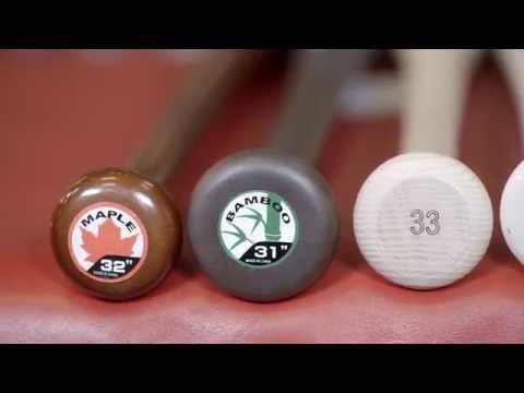 Wood Baseball Bats | Source For Sports