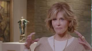 Jane Fonda on Carla Ridge Listing