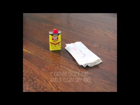 How To Remove Paint from Hardwood Floors