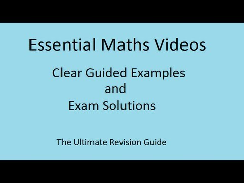 How to find the Median and Mode in Statistics - useful for GCSE Mathematics revision