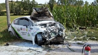 Rally Crash Compilation - Best of rally