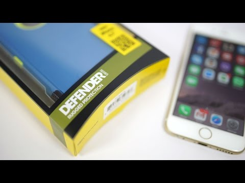 iPhone 6 - Otterbox Defender Series Case Review!
