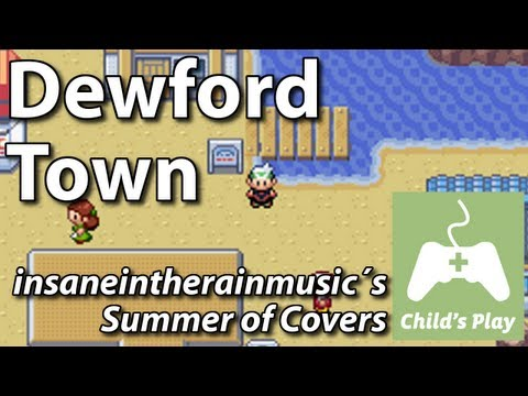 Dewford Town - Pokemon RSE | Piano Cover