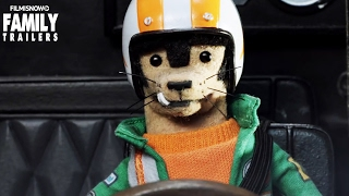 Buddy Thunderstruck | New Trailer for the animated family series