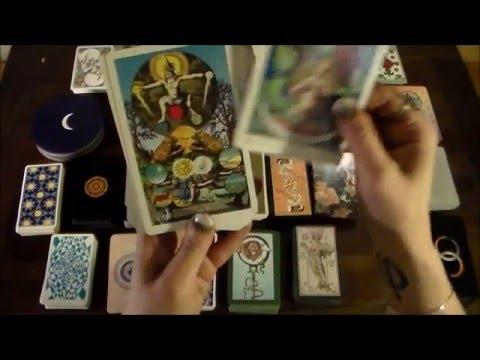 My Tarot Collection (80+ decks) Part 1