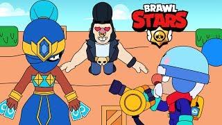 BRAWL STARS BEST ANIMATION COMPILATION # 2