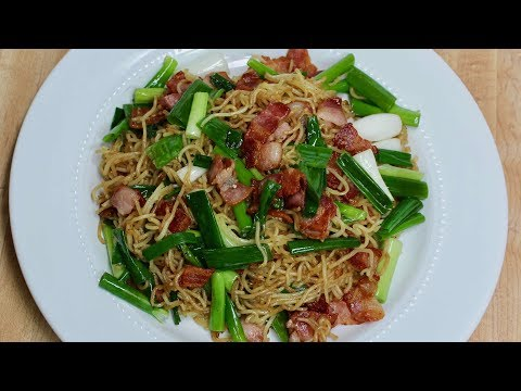 Yakisoba with Michael's Home Cooking