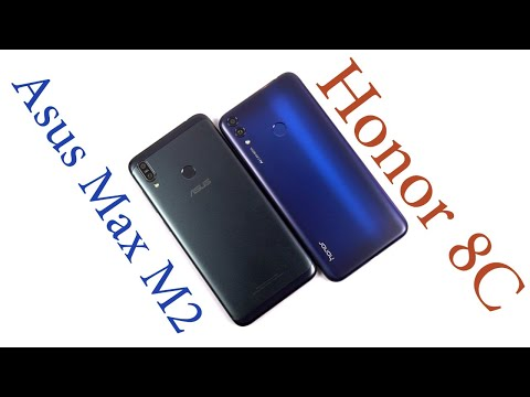 Asus Zenfone Max M2 vs Honor 8C Complete Comparison