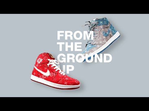 Explore the Evolution of Custom Sneakers | From the Ground Up
