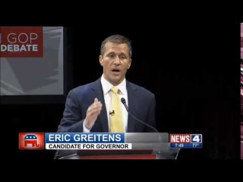 John Brunner defends his lies about Greitens' military service