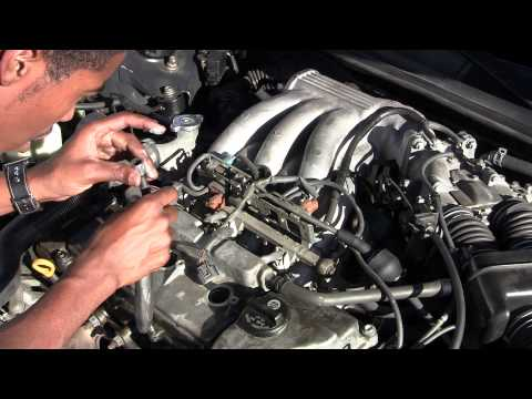 Change Lexus Es300 Spark Plugs (The Easy 3)