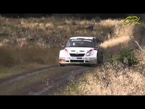 Rally of Scotland 2011 - Skoda/Ford test