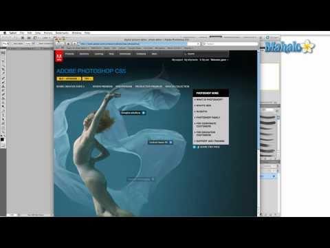 Learn Adobe Photoshop - Help Menu