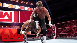Chad Gable vs. Dolph Ziggler: Raw, May 21, 2018