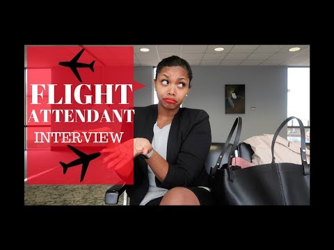 WHAT TO WEAR & BRING TO YOUR FLIGHT ATTENDANT INTERVIEW !!