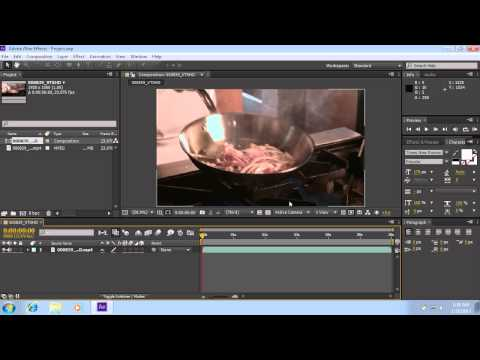 How to Clear Adobe After Effects disk Cache