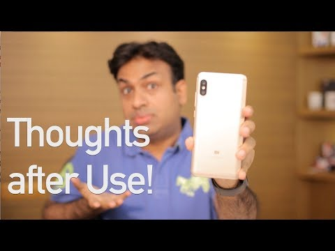 Redmi Note 5 Pro My Thoughts & Impressions after 5 days of Usage