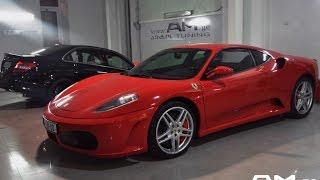 AM.ge - Ferrari F430 დამცავი ფირის გადაკვრა Safty Film Wrap