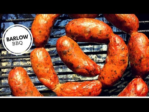 Bangers and Mash | Smoked Sausage and Potatoes on the Weber Kettle Grill | Barlow BBQ