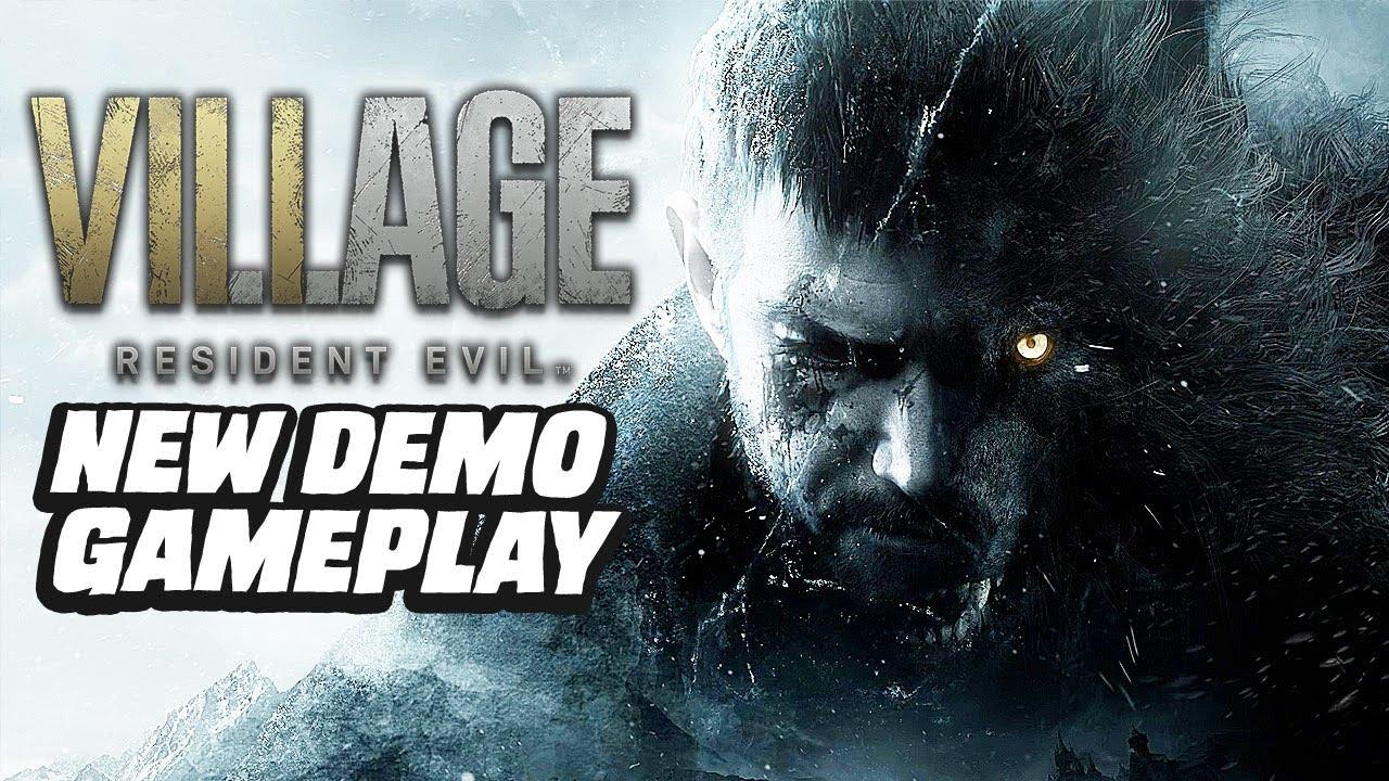 Resident Evil Village Demo Gameplay (PS5)