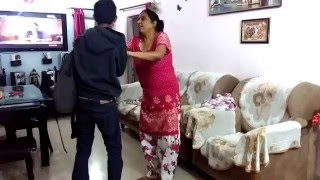 Weed Prank on INDIAN Mom goes wrong!