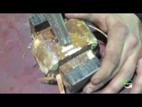 Copper or Aluminum Wire In Light Ballasts?