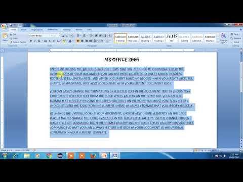 Strikethrough,Subscript,Superscript,Change Cases,Text Highlight color and Font Color