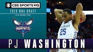 PJ Washington is a Swiss army knife | 2019 NBA Draft | CBS Sports HQ