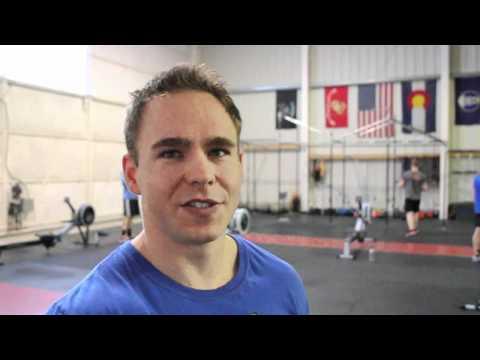 CrossFit Rowing - Brandon Mericle