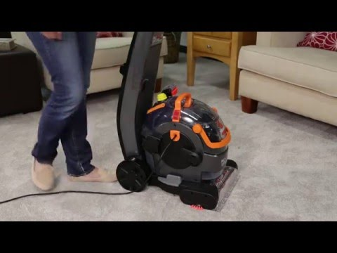 ProHeat 2X® Lift-Off® Upright Carpet Cleaner - Loss of Suction Power